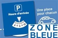 stationnement et zone bleue coutras site officiel de la commune. Black Bedroom Furniture Sets. Home Design Ideas