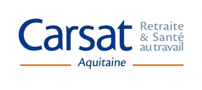 """Résultat de recherche d'images pour """"logo carsat nouvelle aquitaine"""""""